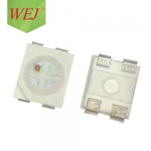 China IC Built-in 3535 RGB WS2812B smd led module led strip components on sale
