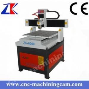 China Mini PCB milling drilling machine ZK-6060(600*600*100mm) on sale