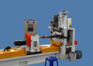 China Diamètre de tube de la technologie 80-300 millimètre de cale de machine de soudure de grillage d'acier inoxydable on sale