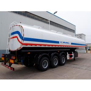 China top sale oil tanker truck heavy duty semi trailers for sale from CIMC on sale
