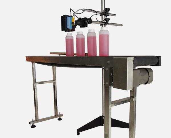 Automatic Batch Coding Machine For Food Bags / Beverage / Drink