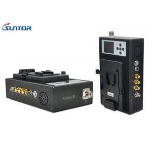 China Individual Manpack Rugged COFDM Transmitter Strong NLOS Transmission Capacity on sale
