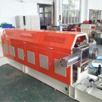 EVA Foam Series Granulator Mixer Single Screw Plastic Extruder Force Feeder Machine