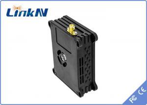 China SDI NTSC PAL Long Range Video Transmitter DC 6V~20V Power Supply 174g Lightweight on sale