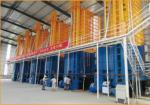 210 tons paddy dryer plant vertical dryer tower paddy drying plant