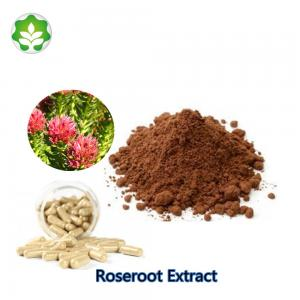 China best quality rhodiola rosea herb extract regulating nervous system on sale
