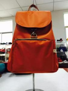 China Ladies Leather Outdoor Backpack Bag Manufacturer on sale