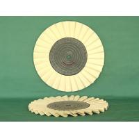 Cotton Open Bias Buff  Airway buff cotton buff polishing wheel