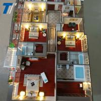 China High Quality Interior 3D Model For Display Architectural Model on sale