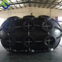 ISO17357 certificated dock pneumatic rubber fender for offshore service