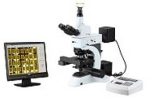 China BestScope BS-6020D Laboratory Auto-Focus Metallurgical Microscope on sale