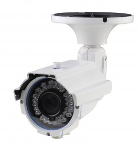 China Wireless Wifi Night Vision IR Bullet Cameras CMOS With IR-CUT Filter AWS AGC AES on sale