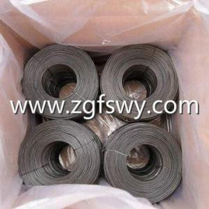 China Soft Light Black Annealed Iron Wire for Building on sale