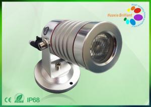 China 1W / 3W Aluminum Outdoor Garden LED Lights , LED Flood light on sale