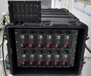 China 868W High Power Fully Integrated Broad Band Jamming System jammer on sale