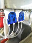 Restaurant Dishwasher Detergent Dispenser , ECOLCO Kitchenaid Dishwasher Dispenser