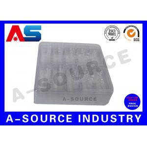 China Custom Medication Blister Packaging For Pharmaceutical Glass Bottles on sale