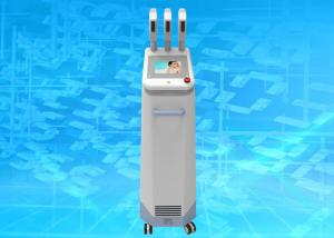 China High Power IPL Laser Machines / Beauty Device Water Cooling , Skin Rejuvenation And Anti Aging on sale