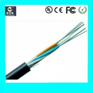 China Stranded Loose tube 2~144 core non armored fiber optical cable GYFTY on sale