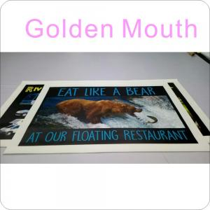 China Full Color Custom PVC Banner Printing Service on sale