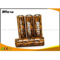 High Discharge Electronic Cigarette Battery 2600mah 50A Flat Top