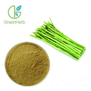 China Pure Natural Herbal Plant Extract Asparagus Root Extract Powder 80 Mesh on sale