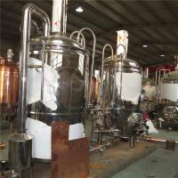 China équipement du restaurant 300L pour la brassage de bière de métier on sale