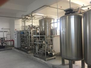 China 10000 Liter Water Treatment System In Pharmaceutical Industry Gmp Fda Certificated on sale