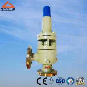 China Full Lift High Temperature High Pressure Safety Valve with Heat Radiator (GA40Y) on sale