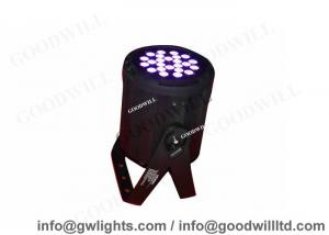 China Professional DMX Outdoor Stage LED Par Can Light 24 x 3W  Waterproof Par LED Light on sale