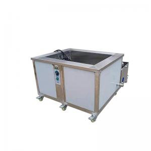 China Car Engine Circulating Ultrasonic Cleaning Machine Time power Adjustable 28khz/25khz on sale