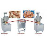 Frozen prepared food machinery