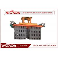 Auto Red Brick Stacking Machine Multifunctional Hollow Block Equipment 22.5kw