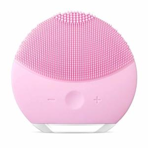 China Facial Cleansing Brush Waterproof Rechargeable Face Brush for Deep Cleansing Skin Care Electric Silicone Exfoliating on sale