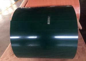 China Industrial Panels Prepainted Galvalume Steel Coil SGLCC Jis G3322 Brown White on sale