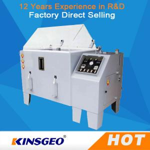 China 108L Corrosion Resistance Salt Spray Cabinet , Salt Spray Test Equipment For Industrial on sale