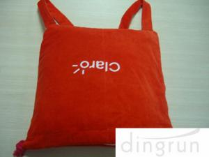 China 350 GSM Weight Custom Design Personalised Beach Towels Tote With Drawstring on sale