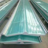 China heat resistant fiberglass corrugated plastic roofing sheets on sale