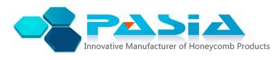 China Honeycomb Composite Panels manufacturer