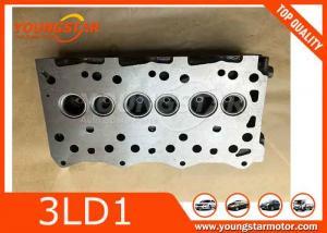China Isuzu Excavator Engine Cylinder Head 3ld1  3ld2 Casting Iron Material on sale
