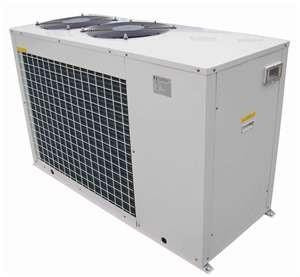 China Single phase Water to water geothermal ground source heat pumps systems on sale