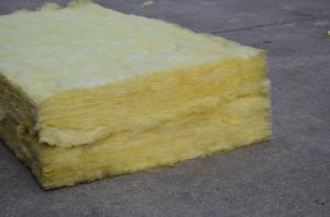China R2.5 / R3.0 Glasswool Acoustical Insulation Batts , Wall Insulation Panels on sale