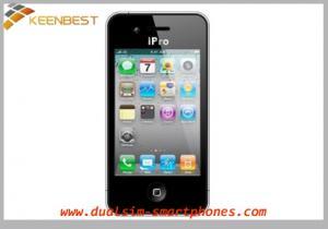 China Luxury Dual Sim Dual Cell Phone i99 Pro on sale