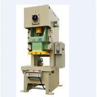 China High Precision Automatic Mechanical Press Machine With Photoelectric Protector on sale