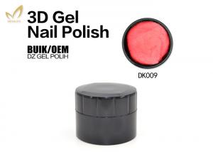 China 1kg Bio Sculpture Gel Nail Polish , 3D Paste Nail Art Uv Gel For Beauty on sale