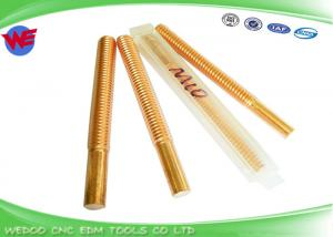 China CNC EDM Machine EDM Threading Electrodes M10 Copper Material Thread Tapper on sale