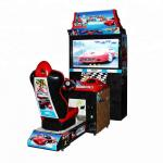 42 Inch Car Racing Arcade Machine Luxury Adults Outrun Arcade Cabinet