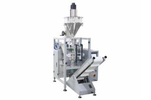 China Cocoa Powder Automated Packing Machine With High Accuracy Auger Filler on sale