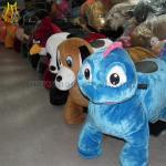 Paseo con pilas del juguete de la vespa del peluche del más nuevo de fábrica de Hansel entretenimiento del precio