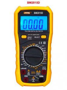 China 9999 Count 4mA Portable Digital Multimeter , True RMS Digital Multimeter on sale